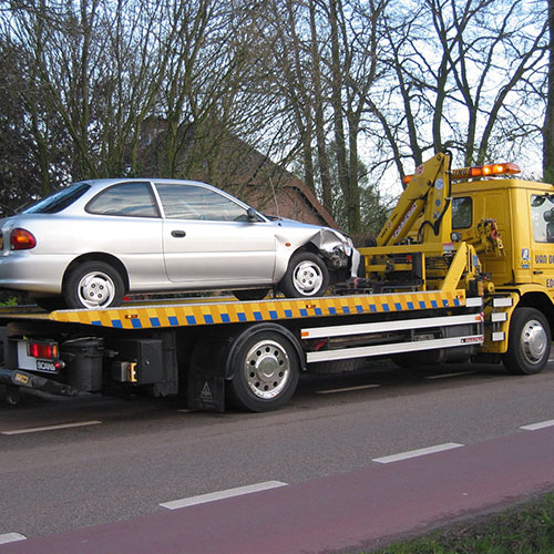 Automobile-towing-service